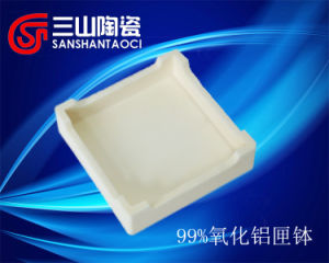 Alumina Ceramics Saggar (SSTC0063) pictures & photos