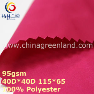 Light Twill Polyester Memory Fabric for Textile (GLLML349) pictures & photos