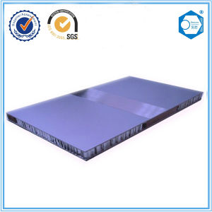 Aluminum Honeycomb Panel for Indoor Partition Wall pictures & photos