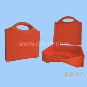 PP Emergency Empty First Aid Box / Middle Box (DFEB-015) pictures & photos