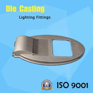 Heatsink LED Street Lights of Aluminum Casting Light Fitting pictures & photos