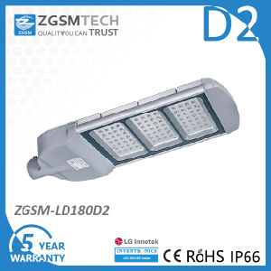 180W LED Street Light with LG Chip Inventronics Driver pictures & photos