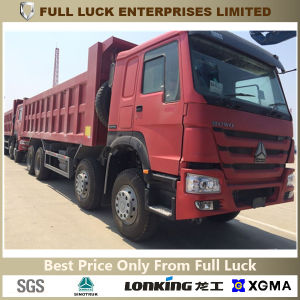 Sinotruk HOWO 8X4 40 Tons Dumper Truck pictures & photos