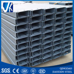 High Quality Hot Rolled Galvanized Steel C Channel pictures & photos