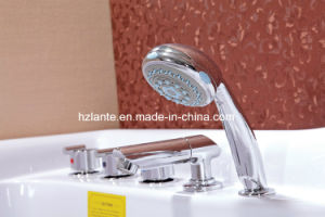 Arabic Body Whirlpool Massage Bathtub (TLP-634G) pictures & photos