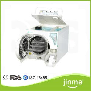 Dental Top-Designed Reservoir Steam Sterilizer with Printer (BTD17-T) pictures & photos