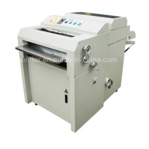"UV-480 A2 19"" 480mm UV Coating Machine/Photo Coating Machine pictures & photos"