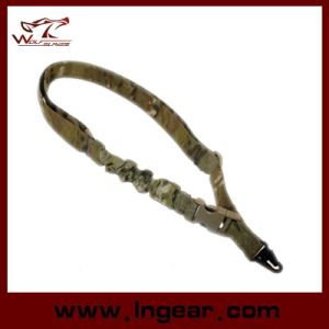Tactical Singel Side Gun Single Military Rifle Sling pictures & photos