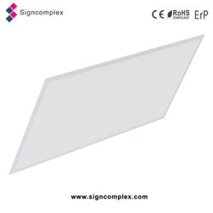 Shenzhen 2835SMD 600X1200mm 0-10V Dimmable LED Panel Light pictures & photos