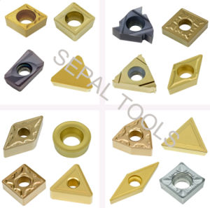 Milling Insert and Tunring Insert (for CNC cutting) pictures & photos
