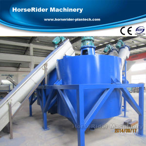 High Capacity Pet Flake Recycling Line pictures & photos
