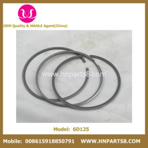 Komatsu 6D102 6738-31-2031 Engine Piston Ring pictures & photos