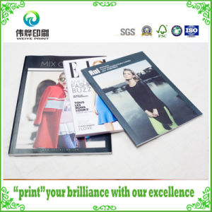 Coated Paper Offset Printing Magazine/Book (for Frontier-Style Clothing) pictures & photos