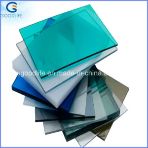 Light Diffusion Polycarbonate Sheet10 Years Guarantee Solid Polycarbonate Sheet pictures & photos