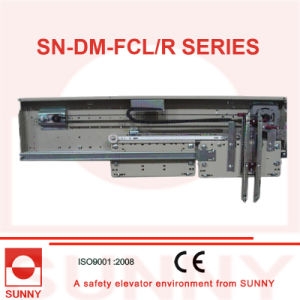 Fermator Door Machine 2 Panels Side Opening (SN-DM-FCL/R) pictures & photos