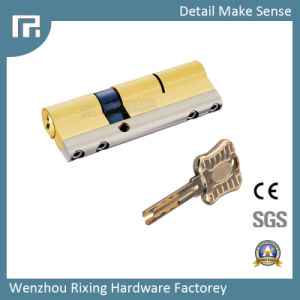 Door Lock Cylinde Double Pins&Snake Line High Security pictures & photos