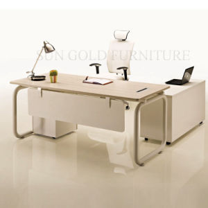 executive office table. latest modern wooden office furniture executive table desk (sz-odb366)
