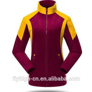 Woman High Quality Cheap Polar Fleece Jacket pictures & photos