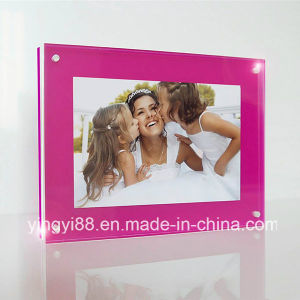 Clear Acrylic Photo Block Wholesale pictures & photos