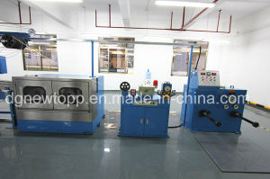 Skin-Foam-Skin Physical Foaming Cable Extruding Machine pictures & photos