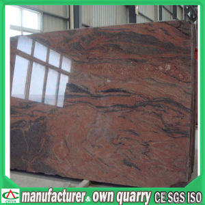 Most Beautiful Polished Granite for Slab From Own Quarry pictures & photos