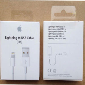 Hot Sell USB Data/ Charging Cable for iPhone pictures & photos