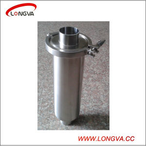 Sanitary Stainless Steel Straight Butt Welded Filter pictures & photos