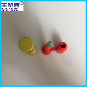 High Quality Plastic Injection Container Bolt Seal (ABS) pictures & photos