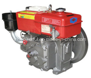 China Engine Supplyer Water Cooled Diesel Engine R175A 6.6HP pictures & photos