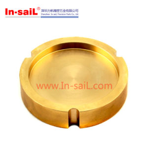 Made in China Supplier CNC Precision Machining Brass Turned Part pictures & photos