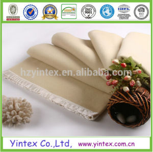 National Handmade Wool Blanket Cheap Wool Acrylic Blanket pictures & photos