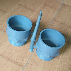 PVC Drainage Fittings Mould with DIN Standard pictures & photos