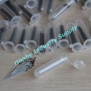 Lab Supplies Stainless Steel Resin Head Experiment Ento Dissection Pin pictures & photos
