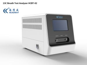 C13 H. Pylori Urea Breath Test Analyzer Hcbt-02 for H. Pylori Detection pictures & photos