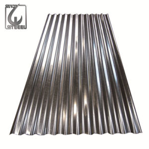 SGCC Full Hard Quality Galvanzied Corrugated Steel Sheet for Roofing Sheet pictures & photos