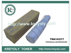 Black Toner Compatible Toner for Konica-Minolta TN-414 pictures & photos