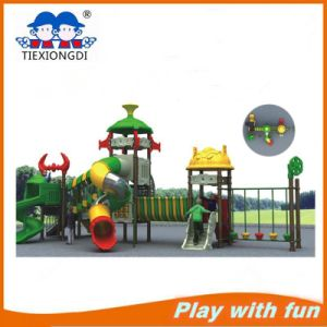 Kids Slide Outdoor Toys Toddlers Playground Equipment Commercial pictures & photos