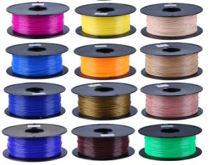 Distributor Wanted 3D Printer Filament 1.75mm 3.0mm PLA 3D Filament pictures & photos