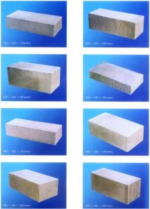 High Quality Autoclaved Aerated Concrete AAC Wall Panel Lightweight Wall Panel pictures & photos