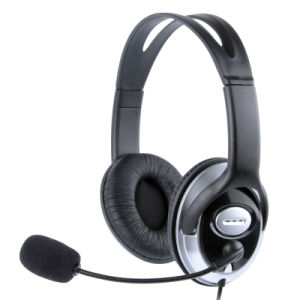 Skype Talking Headset with USB Jack (RH-U8-007) pictures & photos