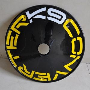 Ad Bike Wheel Covers 20 Inch Plastic