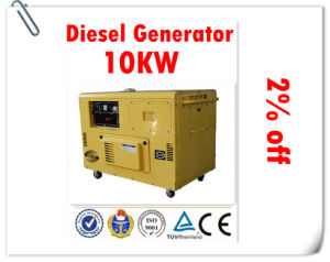 100% Reliable Generator Factory! ! 10kw Silent Diesel Generator pictures & photos