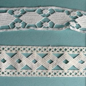 Pass Oeko Ready Made Lace Saree pictures & photos