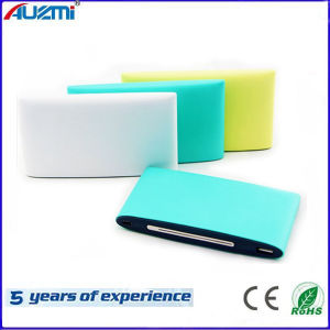8000mAh Polymer Portable Universal Super Slim Mint Power Bank