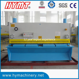 QC11y-10X3200 Hydraulic Guillotine Shearing Machinery/Steel Plate Cutting Machinery pictures & photos