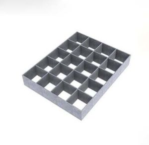 heavy duty serrated pressure locked grating pictures & photos