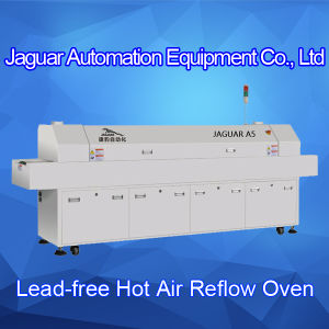 Lead Free IR Reflow Oven with 5 Heating Zones (A5) pictures & photos
