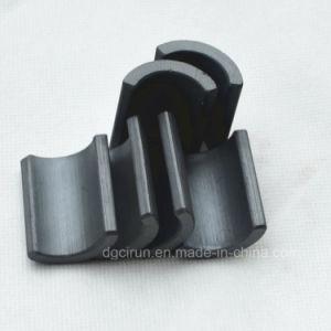 750 Arc Wet Pressing Ferrite Ceramic Motor Magnets
