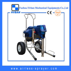 Mark V High Pressure Airless Spraying Machine with Long Piston Pump pictures & photos