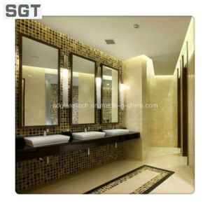 4mm Decoration Colored/ Tinted Vinyl Back Copper Free Mirror pictures & photos